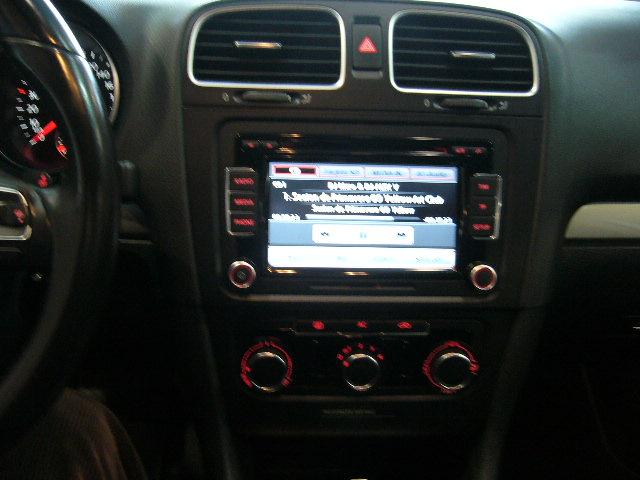 VW GOLF VI 1.6 TDI GSG 5P