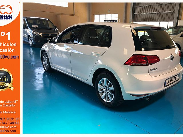 VW GOLF VII 1.6 TDI 105CV ADVANCE BMT
