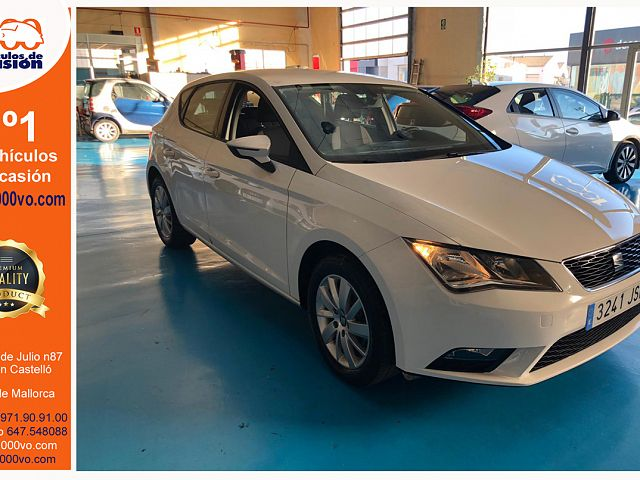 SEAT LEON 1.2 TSI REFERENCE CONECT
