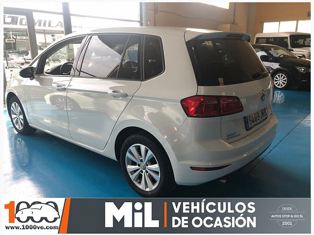 VW GOLF VII SPORTSVAN 1.6 TDI BUSSINES