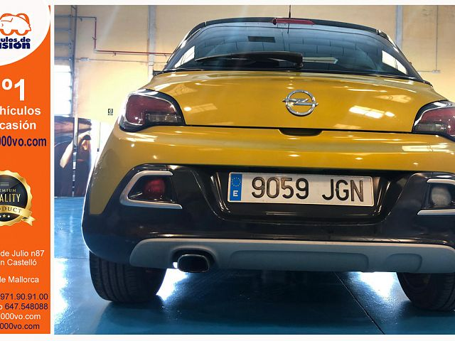 OPEL ADAM 1.0 ROCK'S XFT