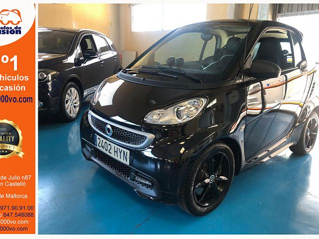SMART FORTWO 1.0 MICRO HYBRID DRIVE PLUS