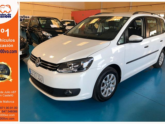 VW TOURAN 1.2 TFSI 7PL AMBITION