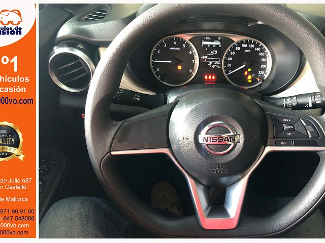 NISSAN MICRA 1.0 VISIA + NEW MODEL