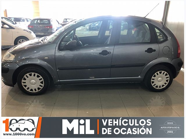 CITROEN C-3 1.4 MAGIC 5P