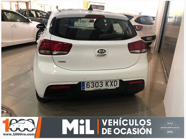 KIA RIO RIO NEW MODEL 1.2 DRIVE