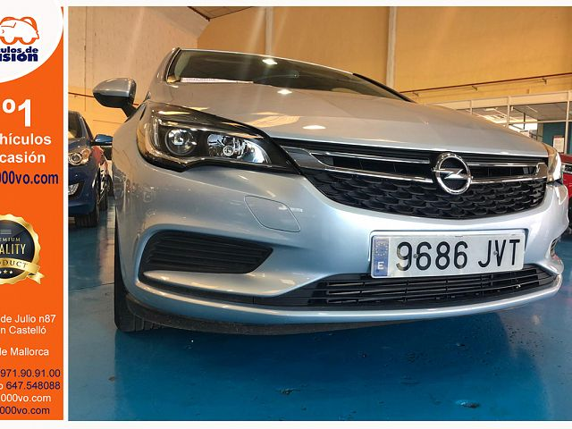 OPEL ASTRA 1.4 TURBO SELECT